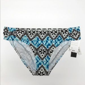 NWT Kenneth Cole Swim Bottoms Large